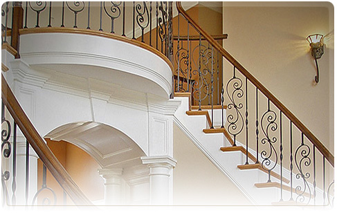 Custom Stairs and Stair Parts